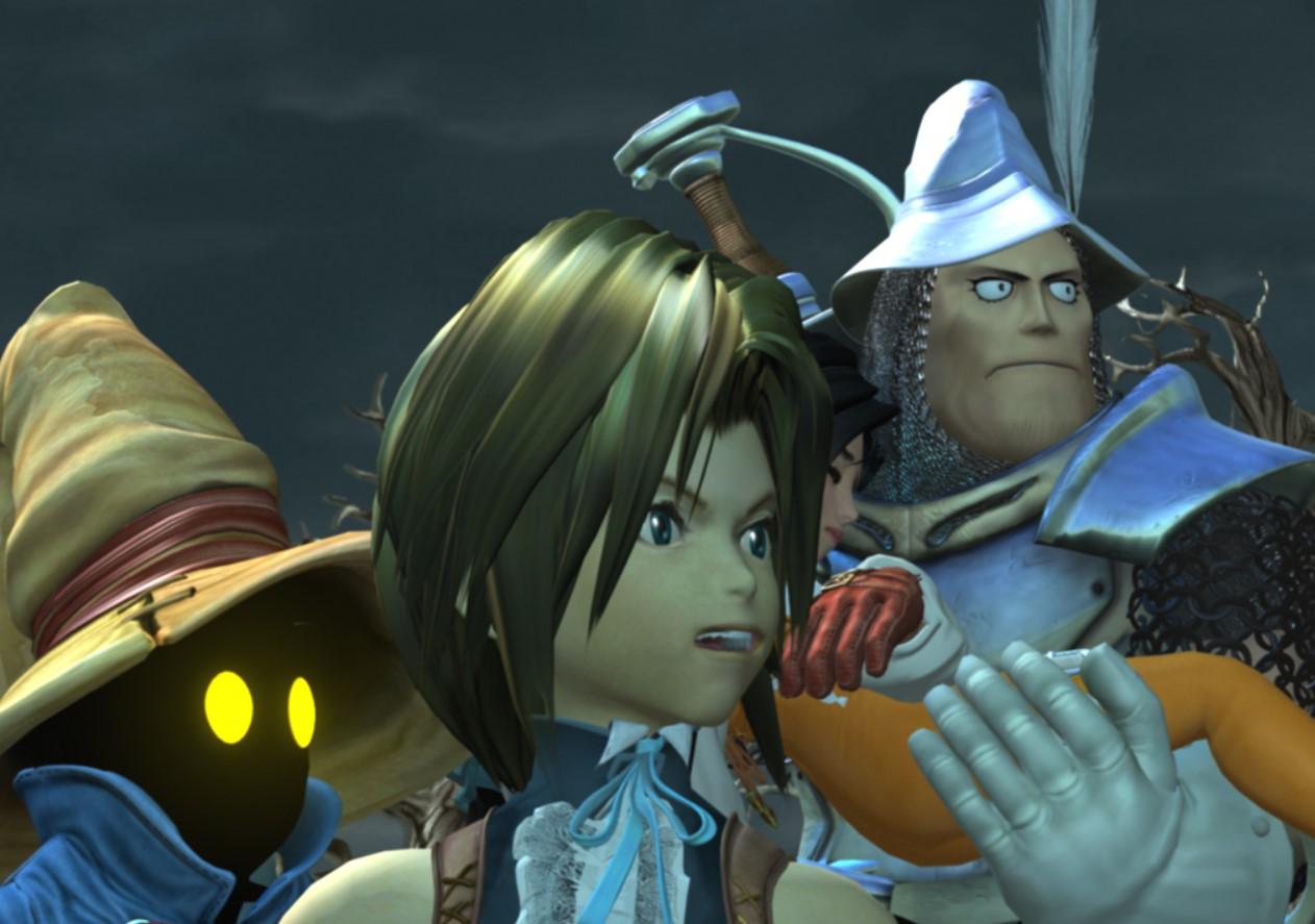 Final Fantasy IXполучила патч. Онудалит игру свашего компьютера