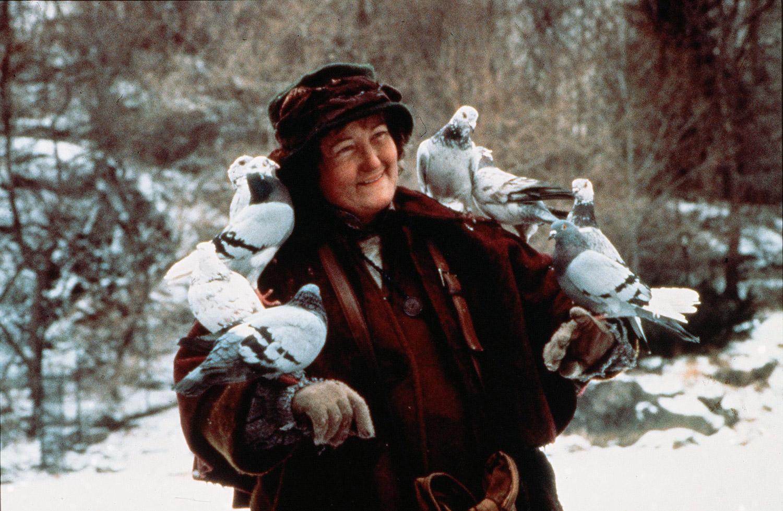 Актриса из«Один дома 2», сыгравшая одинокую старушку, пожаловалась наодиночество