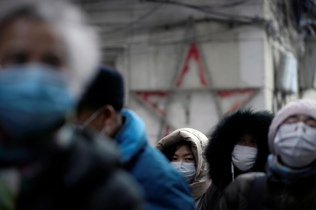 Распространение китайского коронавируса теперь можно отследить поонлайн-карте