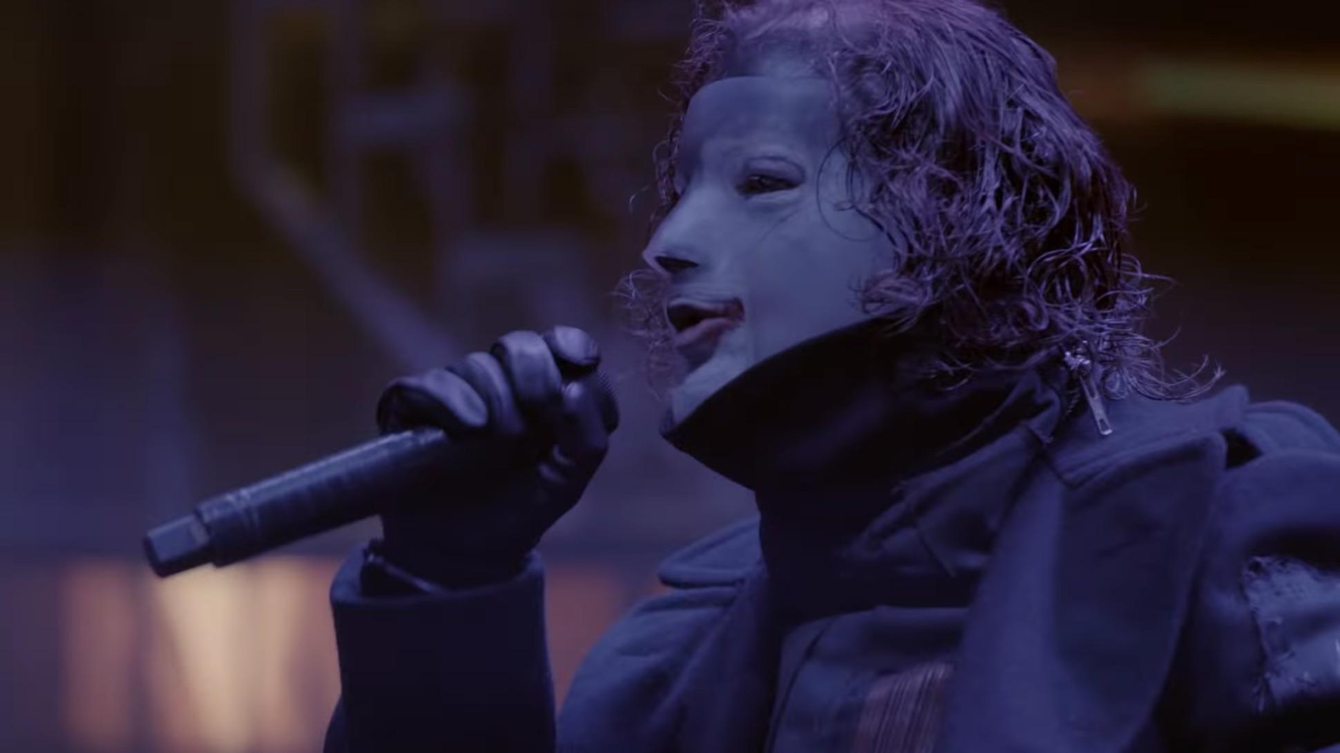 Кровь, насилие и ню-метал. Группа Slipknot записала песню для сатиры про супергероев