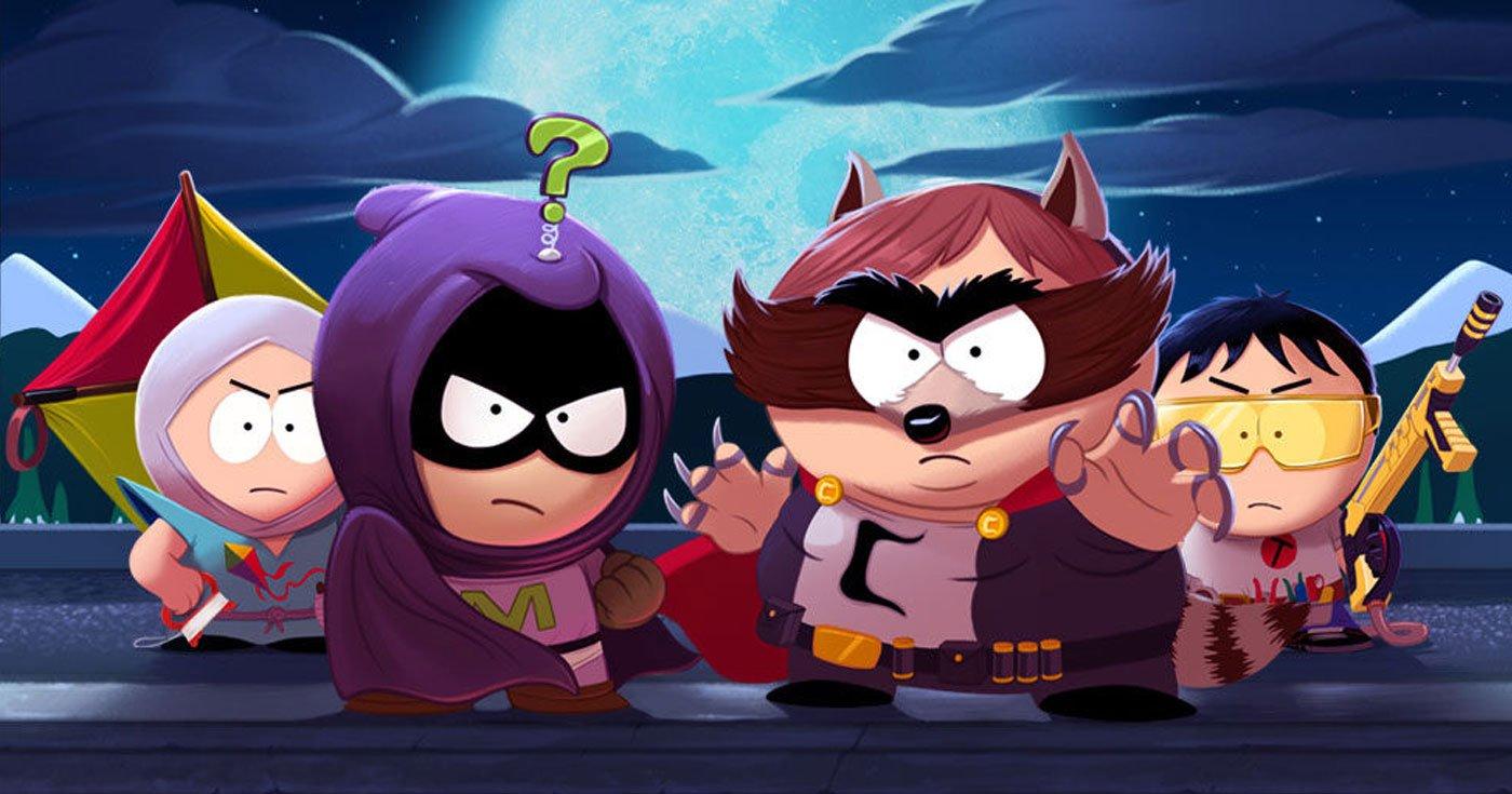 Осталось недолго: South Park: The Fractured But Whole ушла назолото