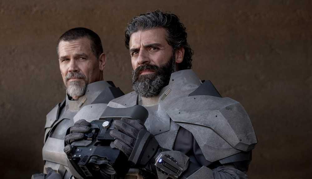 Появились новые кадры «Дюны» сглавными героями фильма