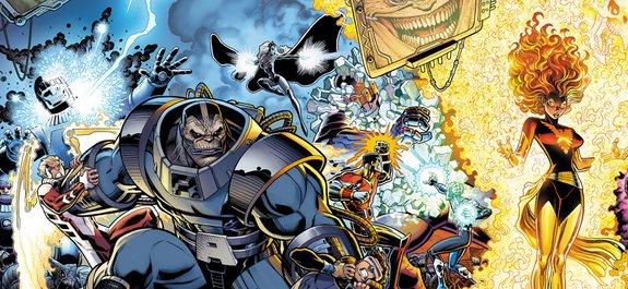 ВMarvel Legacy Люди Икс станут героями безумного телешоу