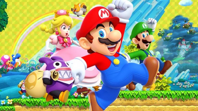 Создатель Марио хочет, чтобы его персонаж стал новым Микки Маусом