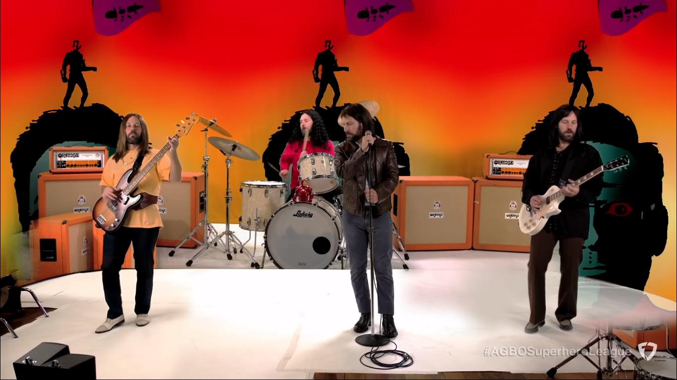 Четыре Пола Радда спели песню про Железного человека— это музыкальный баттл против Роберта Дауни-мл