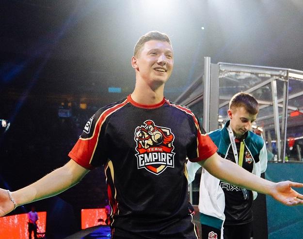 Хайлайт дня: Двойной Rampage от украинского игрока на Anti-Mage