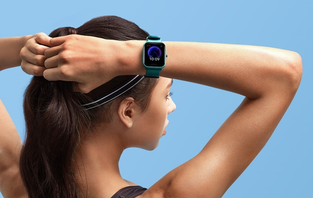 ВРоссии представили смарт-часы Amazfit Bip UPro