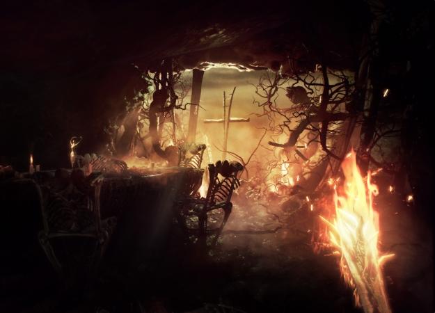 Разработчики хоррора Agony опубликовали ролик свырезанными сценами. Зрелище недля слабонервных