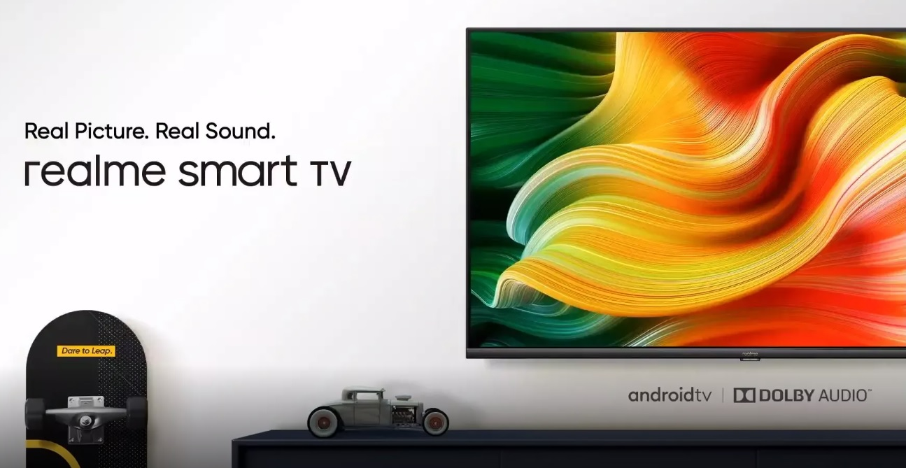 Представлены Realme Smart TV— «умные» ибюджетные телевизоры на32 и43 дюйма