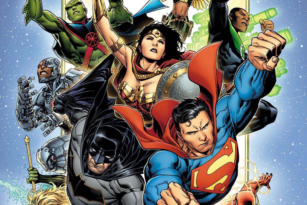 Как выглядели супергерои вотмененном фильме про Лигу Справедливости Джорджа Миллера
