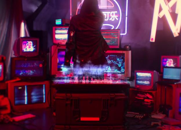 Новый клип Perturbator — звезды Hotline Miami — погрузит вас в атмосферу киберпанка