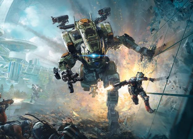 Respawn представила «королевскую битву» по вселенной Titanfall — Apex Legends