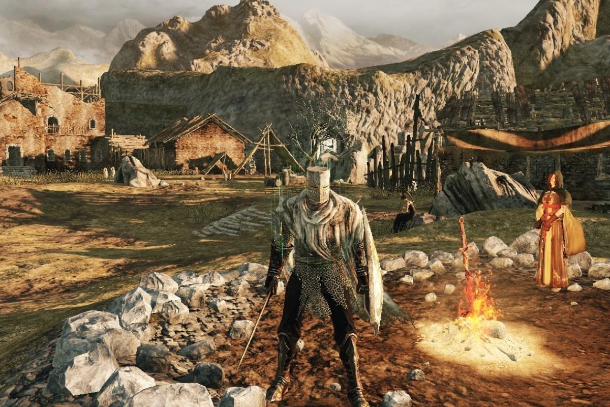 Моддер превратил Dark Souls 2 вабсолютно другую игру, значительно доработав графику