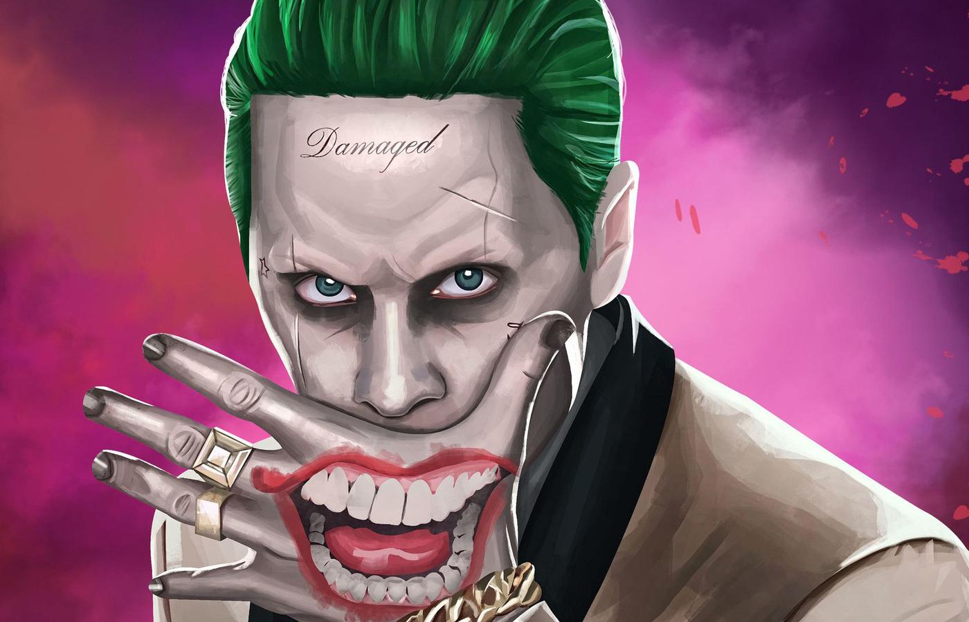 Канониченли Джокер в«Отряде самоубийц»? Режиссер вэтом уверен