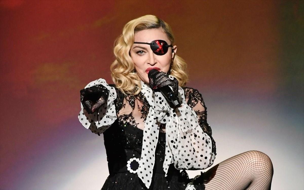 Мадонна накарантине пишет сценарий. Похоже, нас ждет байопик опевице