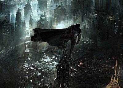 Концепт-арт «Бэтмена против Супермена» выглядит убедительнее фильма