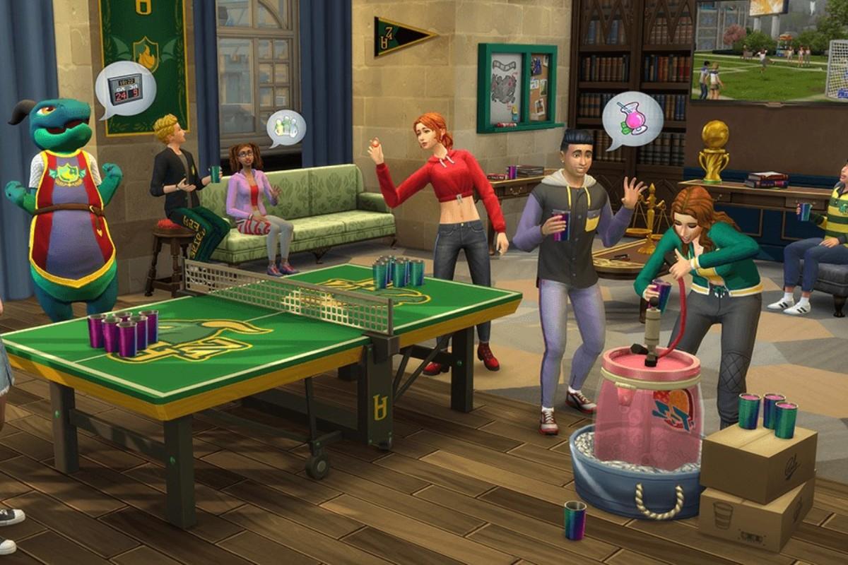 Симы получат высшее образование вновом дополнении «The Sims 4: Вуниверситете»