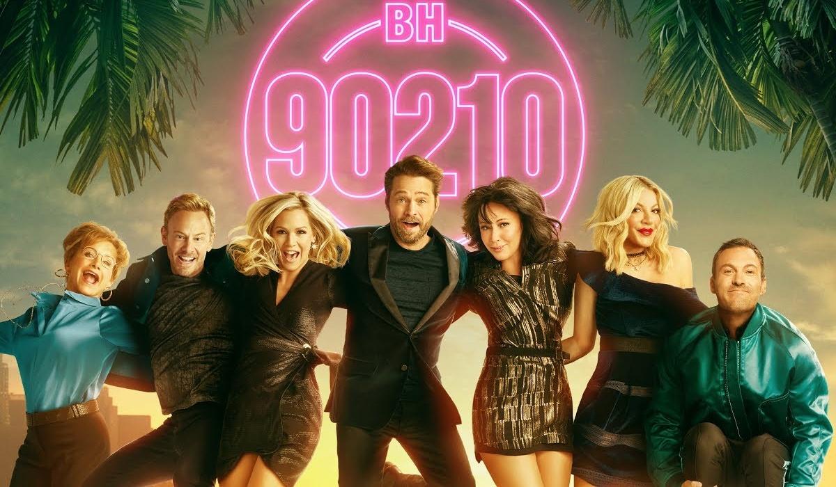 Всериале BH90210 актеры играют самих себя. Крайне странный перезапуск культового шоу оподростках