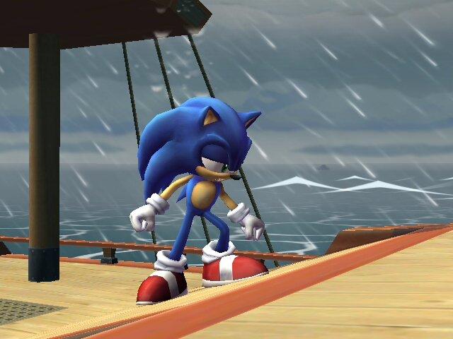 Троица из Sega нарядилась ежом Соником ради Ice Bucket Challenge