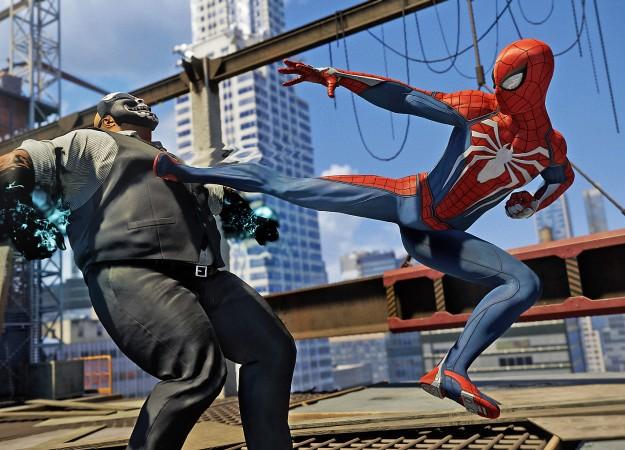 Создатели Spider-Man для PS4 рассказали, как имудалось сделать столь потрясающие экшен-сцены