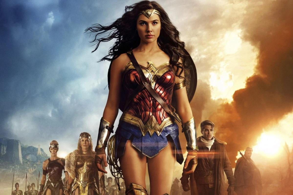 Накадрах «Чудо-женщины: 1984» можно увидеть новую способность героини