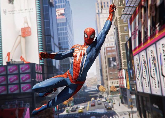 Новая Spider-Man для PS4 еще невышла, аподробности DLC для нее уже раскрыли