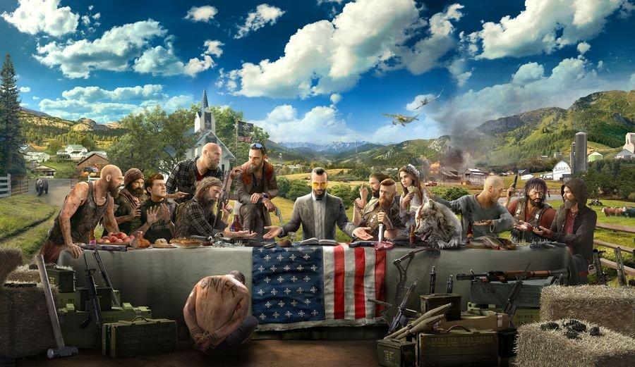 Ubisoft отдает игры серии Far Cry сбольшими скидками