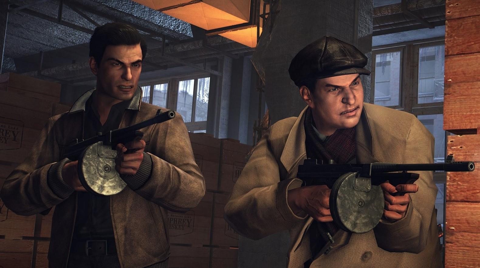 Mafia: Trilogy вышел в«цифре». Надисках сборник появится 28августа