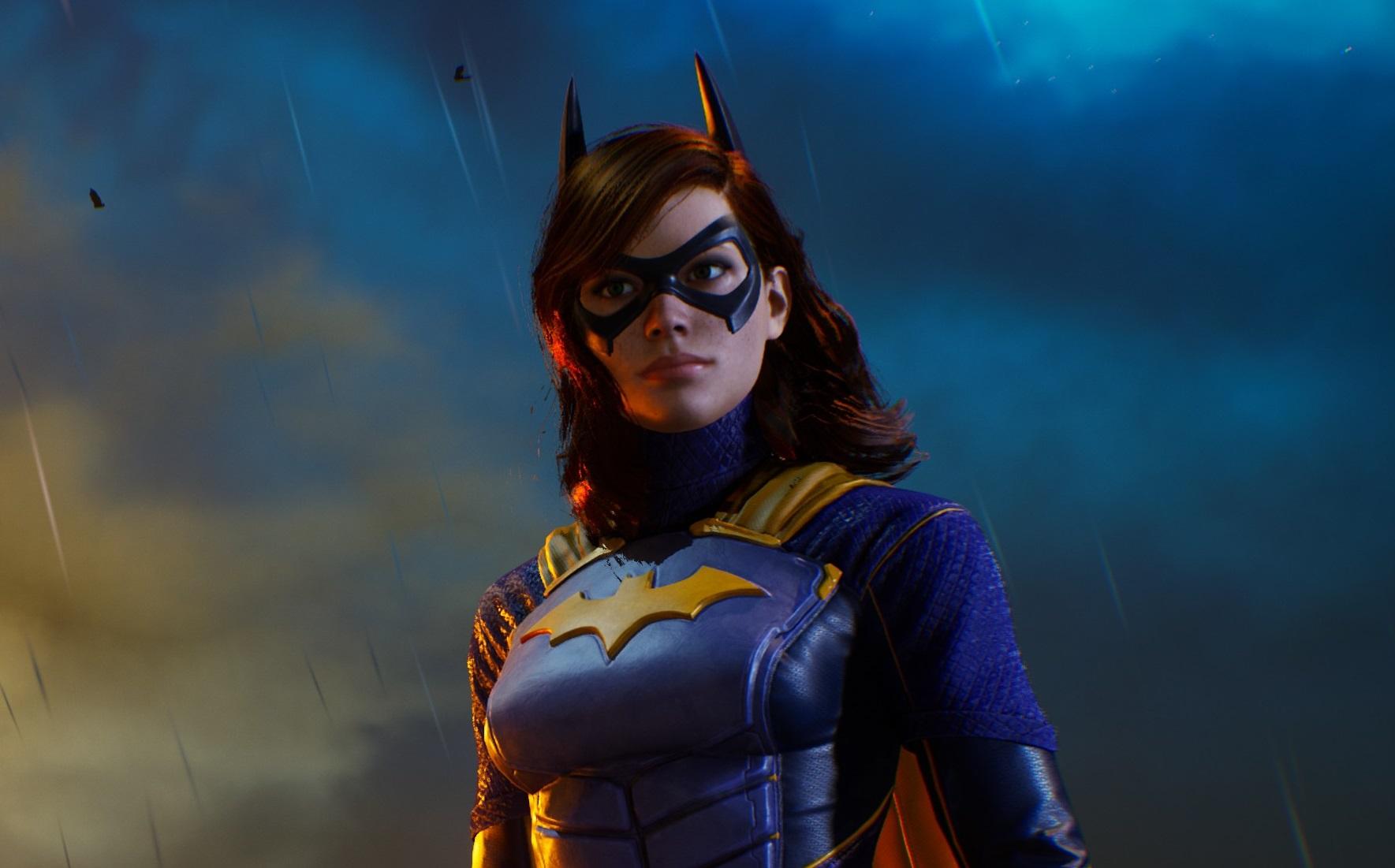 Живой открытый мир ибоевая система— новые детали Gotham Knights