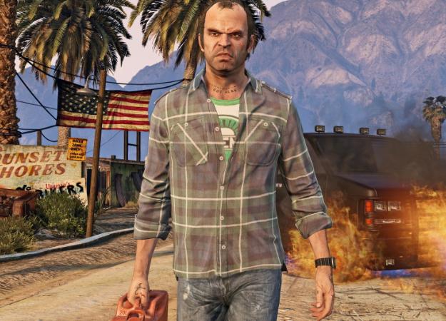 GTA 5? Vice City? San Andreas? Какая часть Grand Theft Auto у вас любимая?