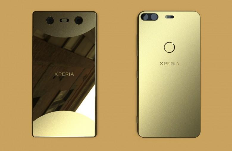 Наконец что-то новое! Будущие флагманы Sony выглядят очень круто