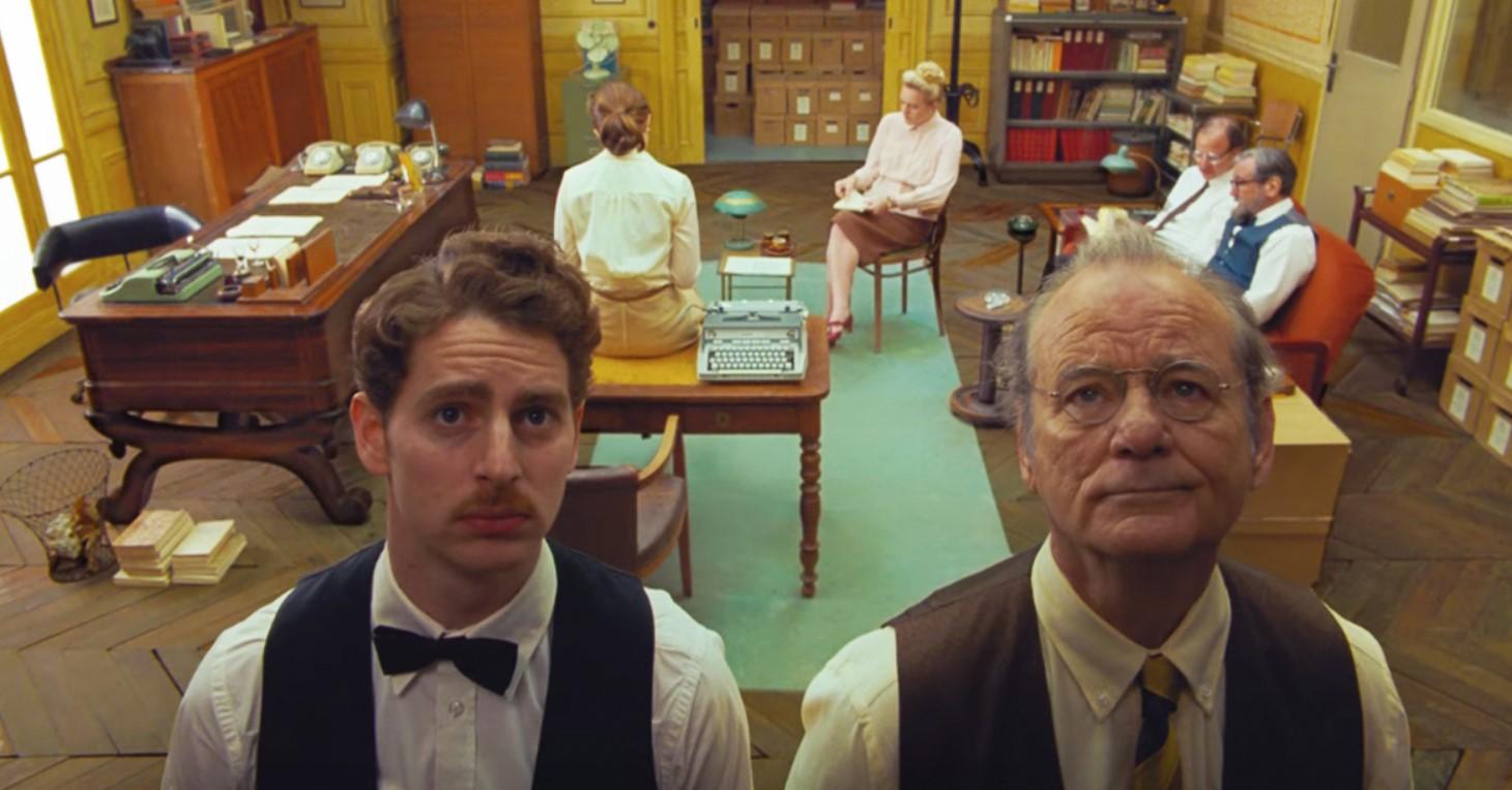 Вышел трейлер нового фильма Уэса Андерсона— «Французский диспетчер»