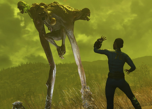 Разработчики Fallout 76 поблагодарили игроков заподдержку