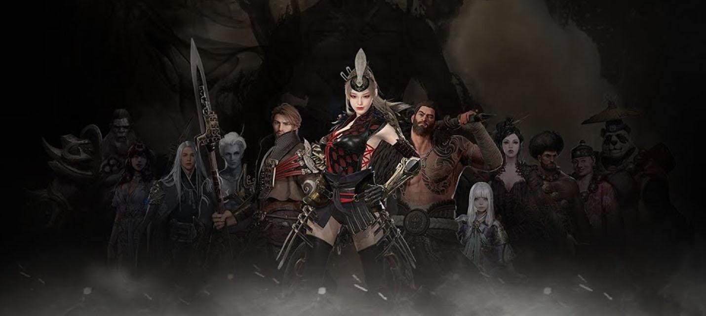 Раздача ключей на ЗБТ Hunter's Arena Legends — это «королевская битва» с рейдами и данжами