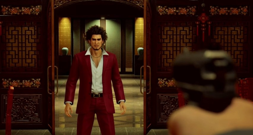 Yakuza: Like a Dragon будет доступна на запуске Xbox Series X