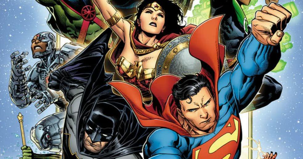 Новая серия комиксов оЛиге справедливости вернет вкоманду некоторых классических супергероев