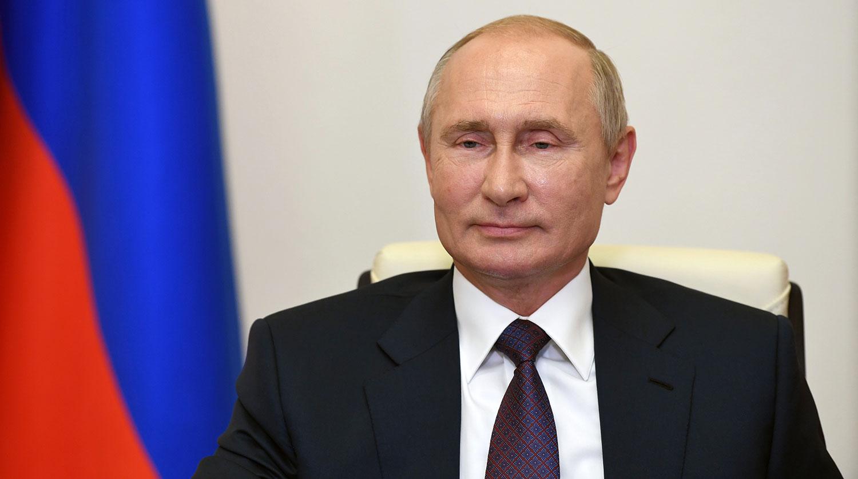Путин: интернет разрушит общество, если не подчинить его морали