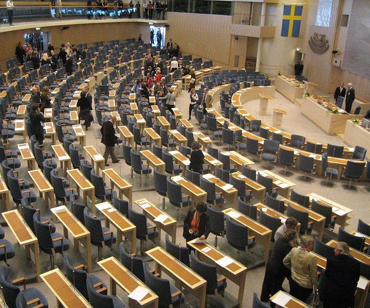 Шведские политики сразятся в StarCraft 2 перед выборами в парламент