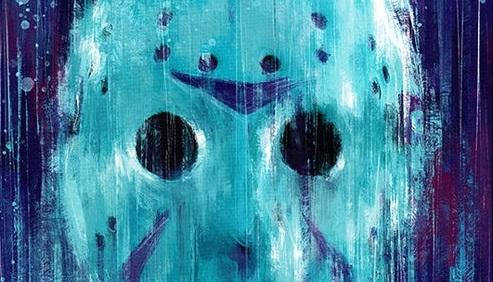 Художник нарисовал Фредди Крюгера, Джейсона Вурхиза идругих икон ужасов назамечательных картинах