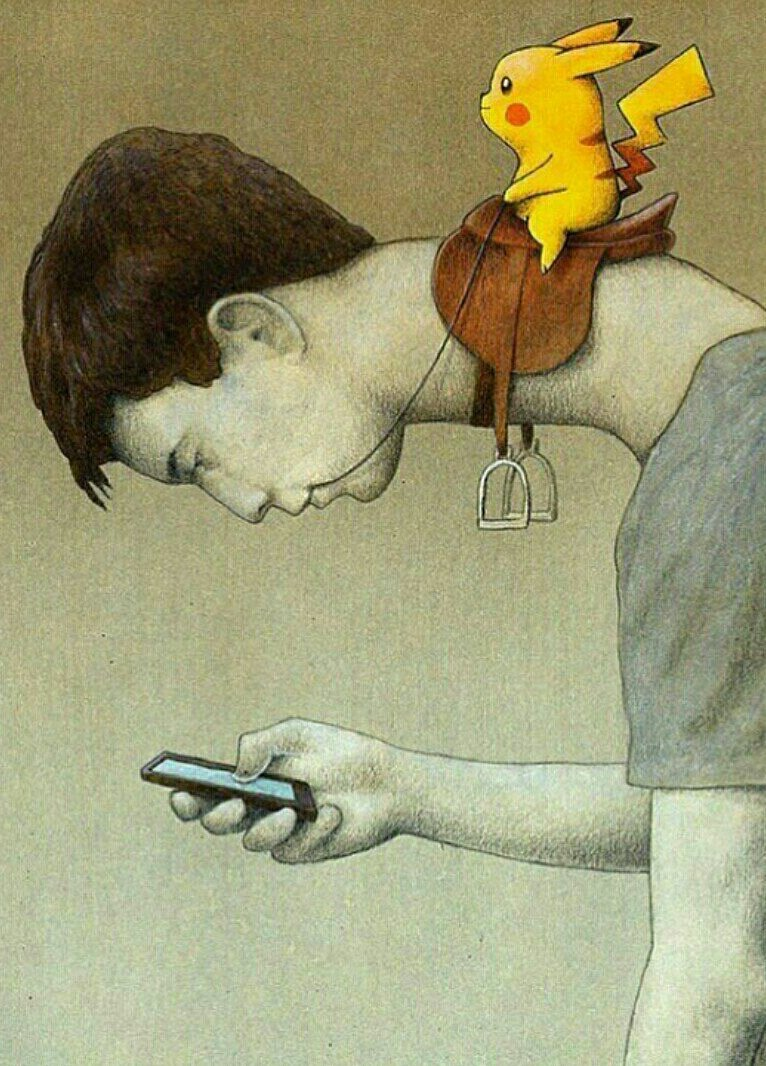 «Не занесли» #36. «Комсомольская правда» vs Pokemon GO