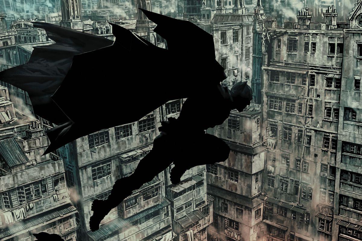 Изкаких комиксов взяли вдохновение для нового кинокостюма Бэтмена