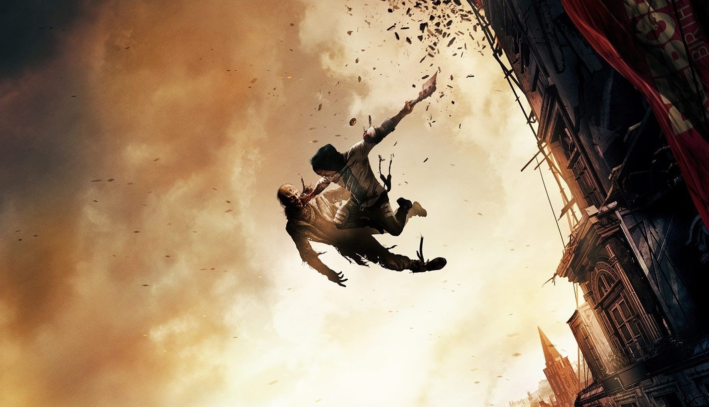 Разработчики Dying Light 2 показали новую локацию — разрушенный парк аттракционов