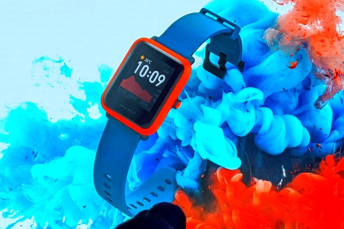 «Умные» часы Huami Amazfit BIP Lite 1S, которые работают месяц без подзарядки, оценили в4000 рублей