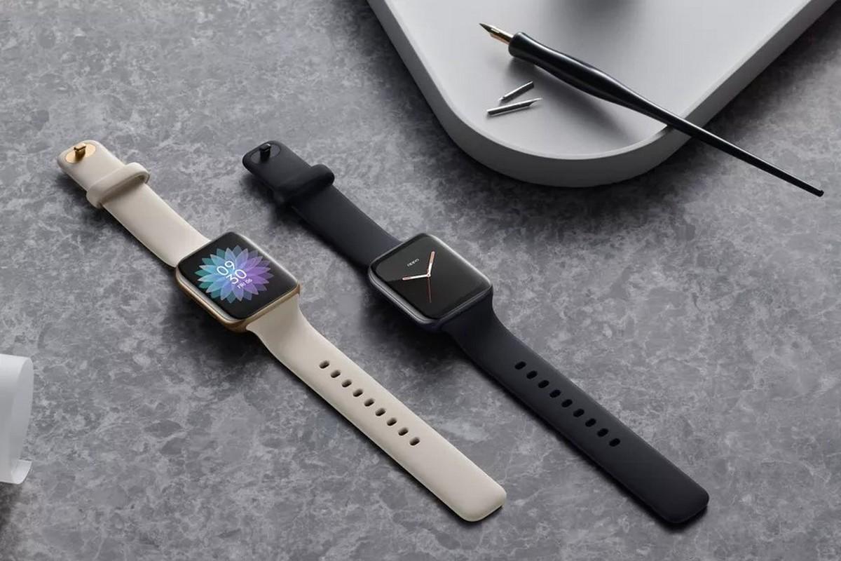Состоялась презентация глобальной версии «умных» часов Oppo Watch