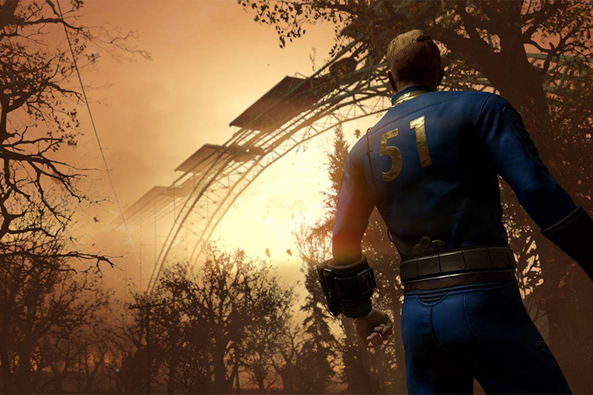 Вышел новый трейлер обновления Fallout 76 ссюжетом иNPC