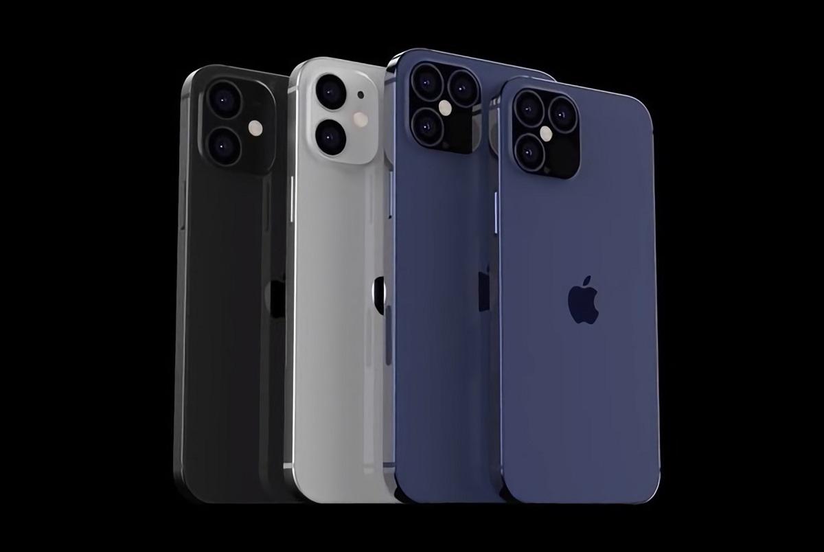iPhone 12 будут выпускать этапами. Сначала появится средняя модель на6,1 дюйма, аостальные позже