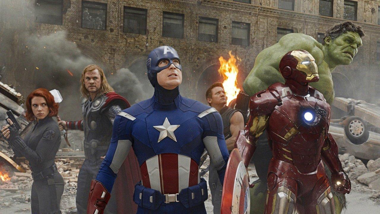 Звезды «Мстителей» снова вместе— они воссоединились для Kids' Choice Awards