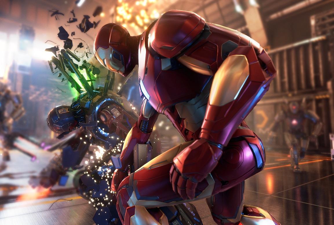 Marvel's Avengers выйдет наPS5 иXbox SeriesX. Апгрейд бесплатно