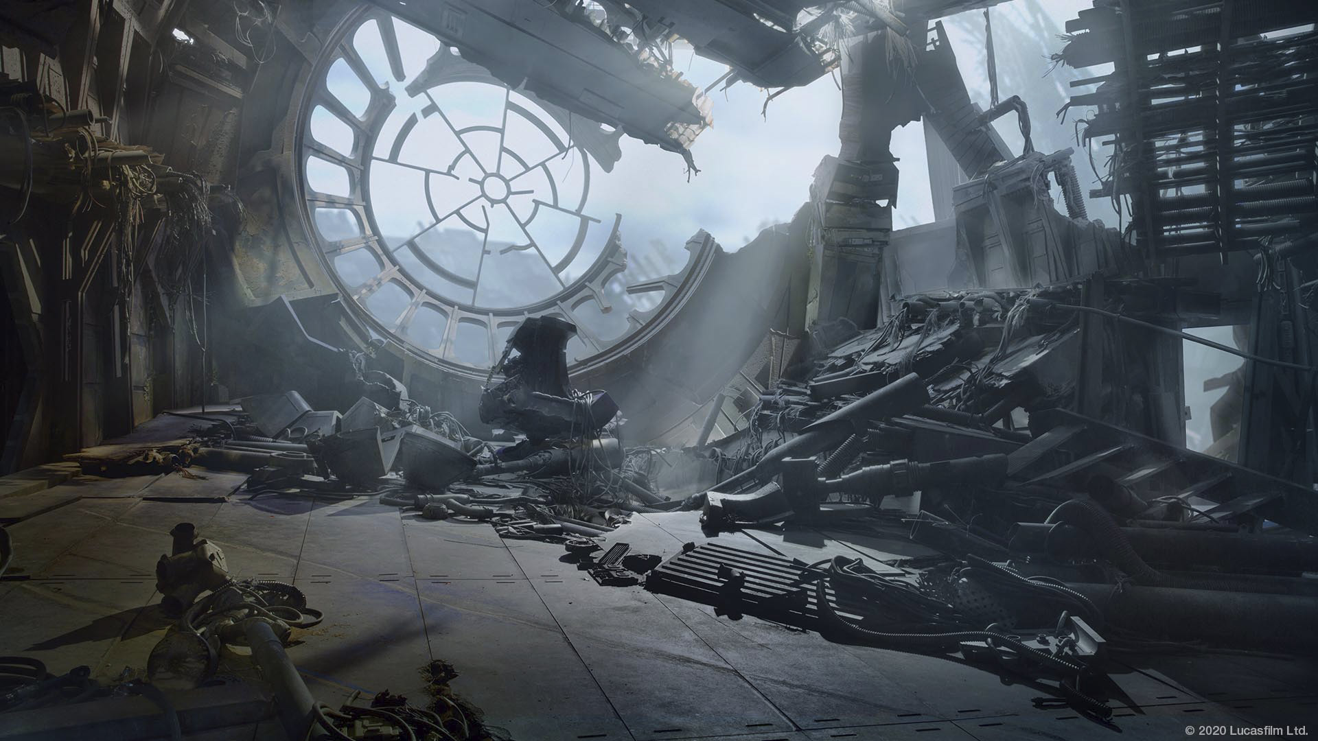 Как поменять фон вZoom наэпичные картинки из«Звездных войн»