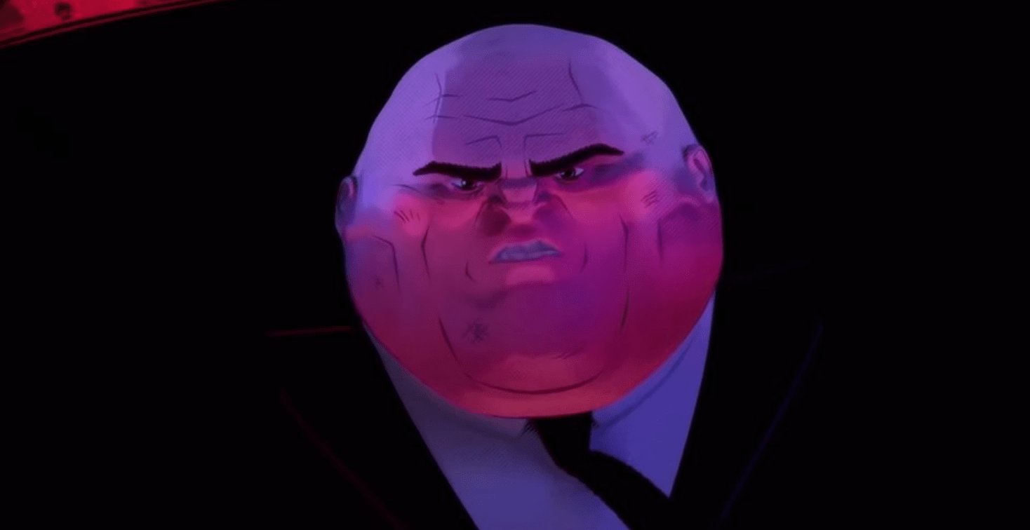 Продюсер мультфильма «Человек-паук: Через вселенные» рассказал, чем был вдохновлен образ Кингпина